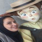 سارا روستاپور (خاله سارا ) مجری تلویزیون مادر شد