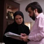 تصویر برداری یک سریال از ماه رمضان با بارندگیهای اخیر در تهران