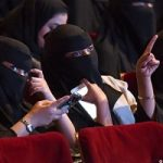 تصاویری از بازگشایی سینما در عربستان، پس از ۳۵ سال!