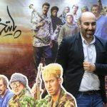 حاشیه های مراسم تقدیر از بازیگران و عوامل سریال پایتخت ۵