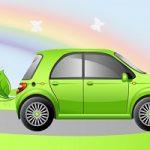 تصویری از یک خودرو با ظاهری متفاوت و عجیب در اردبیل