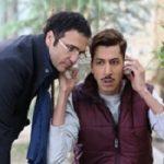 بهرام افشاری بازیگر نقش بهتاش در پایتخت ۵ در آقای سانسور!