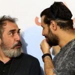 اکران مردمی فیلم سینمایی خرگیوش با حضور جواد عزتی