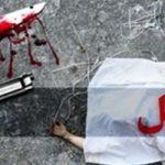 خاله ای که خواهرزاده سه ساله اش را در بهشت زهرا کشت