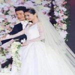 تور پرنده , مد جدید و عجیب برای لباس عروس!!