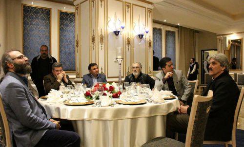 لباس های ارکستر ایران