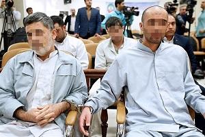 اعترافات متهم حمله به مجلس و حرم امام در دادگاه