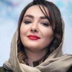 هانیه توسلی بازیگر معروف در نمایشگاه نقاشی خواهرش طناز
