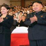 تقلید همسر کیم جونگ اون از کیت میدلتون در لباس پوشیدن!