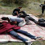 حادثه واژگونی مرگبار مینیبوس دانشجویان دانشگاه دامغان!