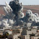 واکنش کاربران فضای مجازی به حمله ائتلاف غربی به سوریه