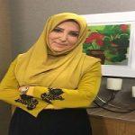 ژیلا امیرشاهی مجری تلویزیون به خانه برمیگردیم با پوشش غیر رسمی