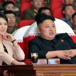 کیم جونگ اون و همسرش در کنسرت ستارگان کره جنوبی!