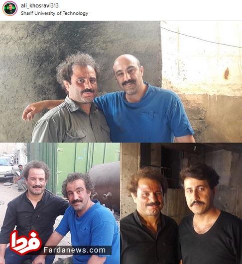 محسن تنابنده بازیگر پایتخت
