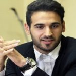 تصویری از دامادی احمد نوراللهی بازیکن فوتبال ایران