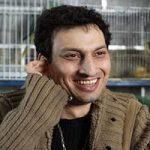 گریم متفاوت و جدید ارژنگ امیرفضلی بازیگر ایرانی