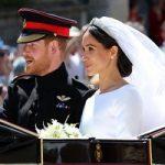 حاشیه های مراسم ازدواج سلطنتی و باشکوه شاهزاده هری و مگان مارکل