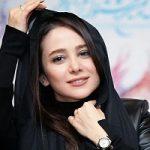 الناز حبیبی بازیگر معروف در کنار آقای دکتر دندانپزشکش