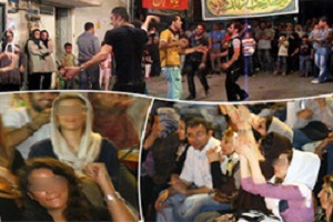 حرمت شکنی ها در نیمه شعبان به بهانه گرفتن جشن برای امام عصر