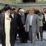 تصاویری ویژه و متفاوت از دیدار حسن روحانی با رهبر انقلاب