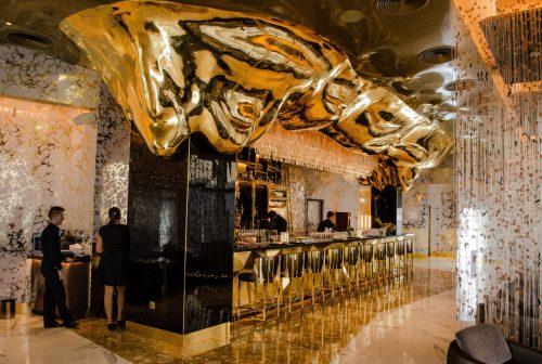 رستوران مجلل در دبی