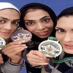 سلفی خواهران منصوریان با روحانی رئیس جمهور کشورمان