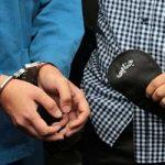 تصاویر بازسازی صحنه قتل دانش آموز ۱۰ ساله در مشهد با حضور قاتل