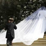 دزدی از آب در آمدن طرح لباس عروس مگان مارکل (نو عروس خاندان سلطنتی) !