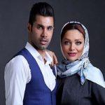 سورپرایز شدن محسن فروزان توسط همسر مدلش در جشن تولدش