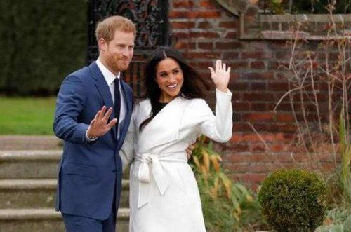 مراسم ازدواج شاهزاده هری