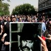 حادثه تلخ در حاشیه مراسم تشییع مرحوم ملک مطیعی!