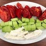 هشدار در خصوی مصرف پنیر با خیار و گوجه