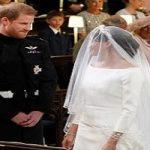نامزد سابق شاهزاده هری در مراسم ازدواج سلطنتی بریتانیا سوژه شد!