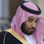 انتشار تصویری از همسر محمد بنسلمان در کاخ ولیعهد!