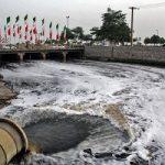 ورود فاضلاب به خلیج فارس و به خطر انداختن حیات خلیج فارس