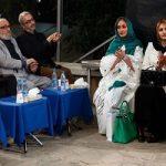 پانزدهمین جشن نفس با حضور جمعی از هنرمندان در تهران