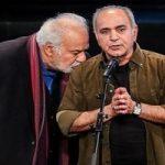 انتقاد تند پرستویی از مهران مدیری و صدا و سیما در تشییع ملک مطیعی