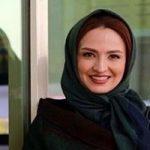 گلاره عباسی بازیگر سریال شهرزاد در حال کوهنوردی