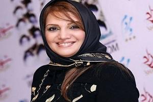 شباهت الهام پاوه نژاد بازیگر معروف و دخترش کردیا