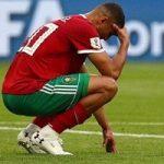حمله ایرانی ها به صفحه بازیکن مراکش این بار برای تشکر!!