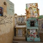 تصاویر دیدنی از بزرگترین قبرستان خاورمیانه