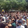 تصاویری از تجمع بازاریان تهران در اعتراض به گرانی!