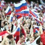 تصاویری از تماشاگران در افتتاحیه جام جهانی ۲۰۱۸ روسیه