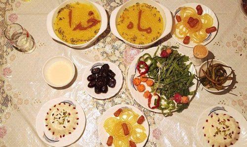 توصیه های طب سنتی در ماه رمضان