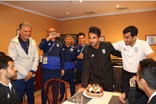 تولد مسعود شجاعی