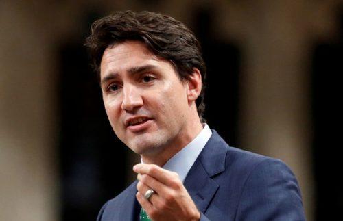 جاستین ترودو نخستوزیر کانادا
