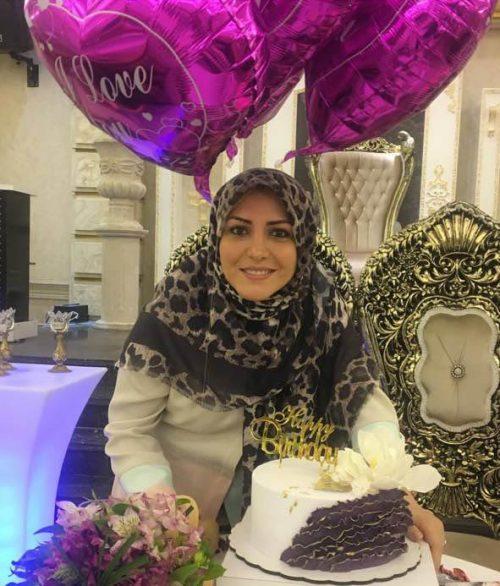 جشن تولد المیرا شریفی مقدم