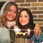 تصاویری از جشن تولد مهناز افشار در ۴۱ سالگی اش!