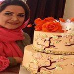 جشن تولد ۴۵ سالگی کمند امیر سلیمانی با حضور بازیگران معروف