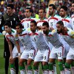 تصاویری از رختکن ایران بعد از پیروزی مقابل مراکش